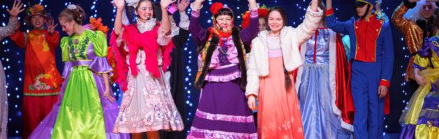 Завершился 1 этап Православный театр «Ковчег»